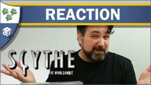 Nights Around a Table - Scythe: The Wind Gambit unboxing reaction video thumbnail