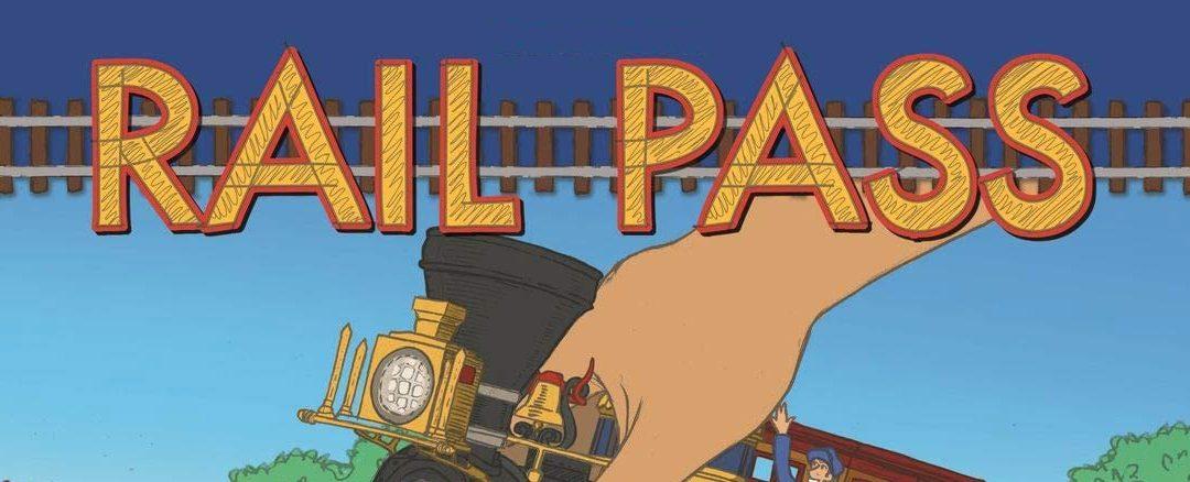 Rail Pass Unboxing Reaction