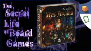 Nights Around a Table - The Secret Life of Board Games - Res Arcana