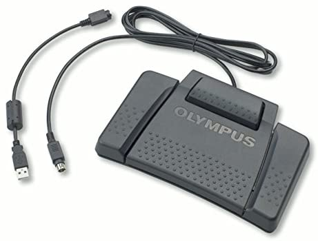 Olympus 31h foot pedal for livestreaming in OBS