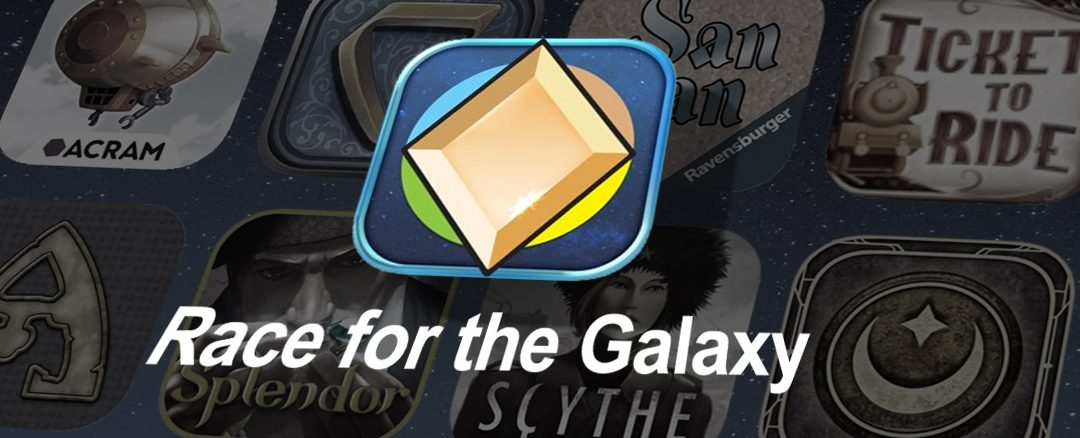 What's the hApps? – Race for the Galaxy on iOS