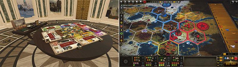 Scythe: Digital Edition on Steam vs Scythe on Tabletop Simulator