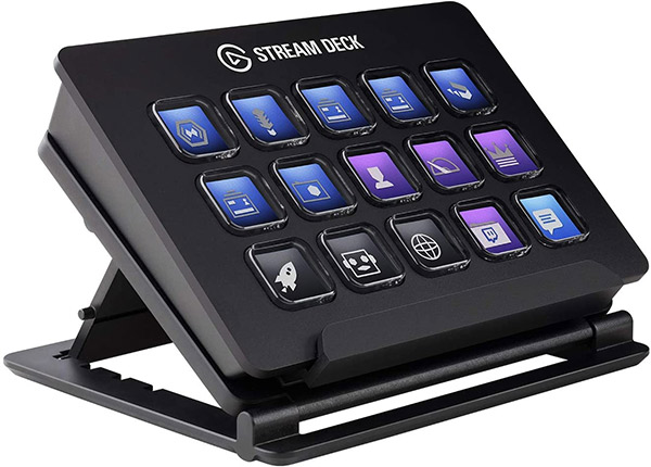 Elgato Stream Deck streaming switcher