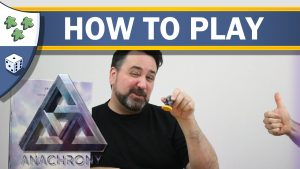 Nights Around a Table - How to Play Anachrony: Essential Edition YouTube video thumbnail