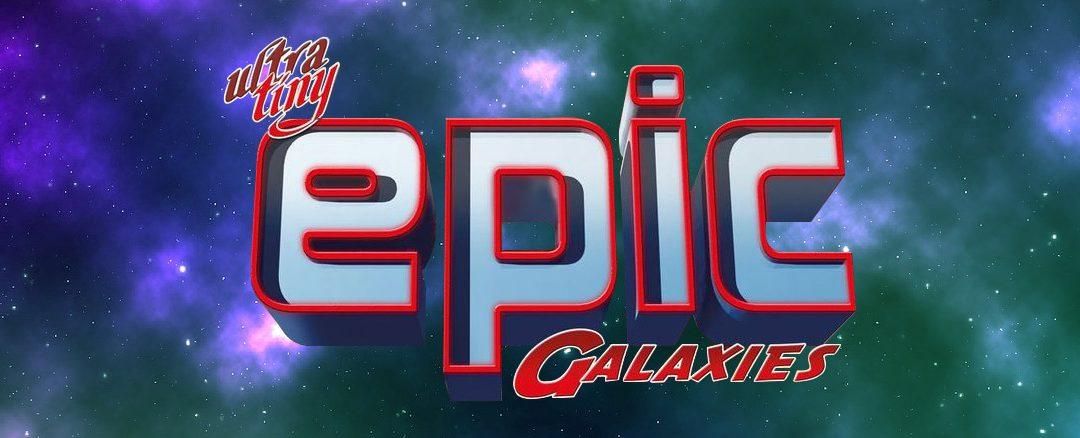 Ultra-Tiny Epic Galaxies vs. Tiny Epic Galaxies
