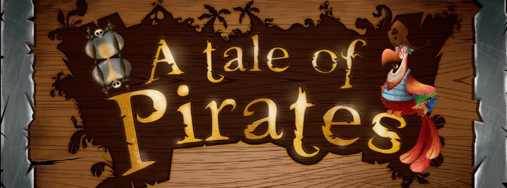 Nights Around a Table - A Tale of Pirates board game cover image