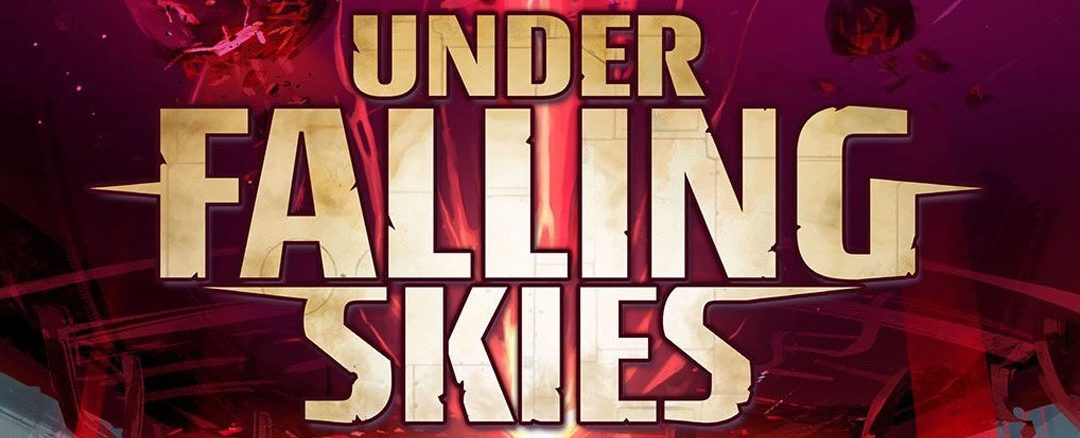Under Falling Skies Unboxing Reaction
