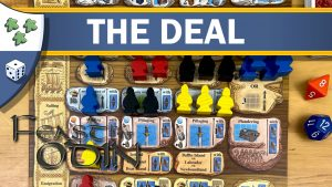 Nights Around a Table - A Feast for Odin The Deal thumbnail video synopsis