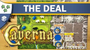 Nights Around a Table - Caverna: The Cave Farmers: The Deal video thumbnail