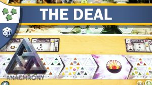 Nights Around a Table - Anachrony: Essential Edition: The Deal board game video thumbnail