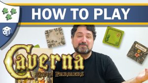 Nights Around a Table - How to Play Caverna video thumbnail