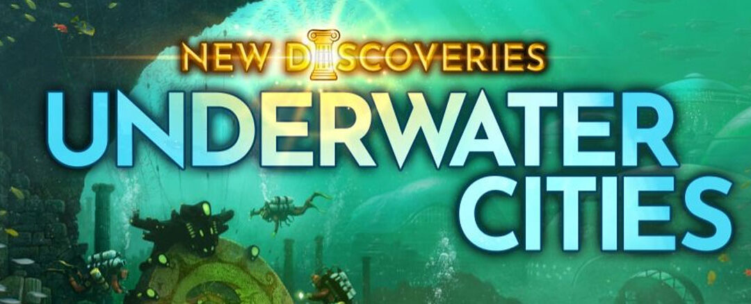 Underwater Cities: New Discoveries Unboxing Reaction