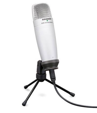 Samson C03U Multi-Pattern USB Studio Condenser Microphone