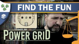 Nights Around a Table - Power Grid board game review Find the Fun video thumbnail