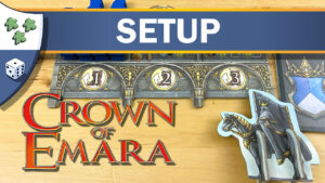 Nights Around a Table - How to Set Up Crown of Emara