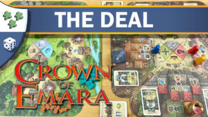 Nights Around a Table - Crown of Emara: the Deal video thumbnail