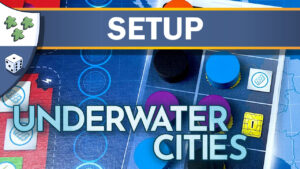 Nights Around a Table - How to Set Up Underwater Cities video thumbnail