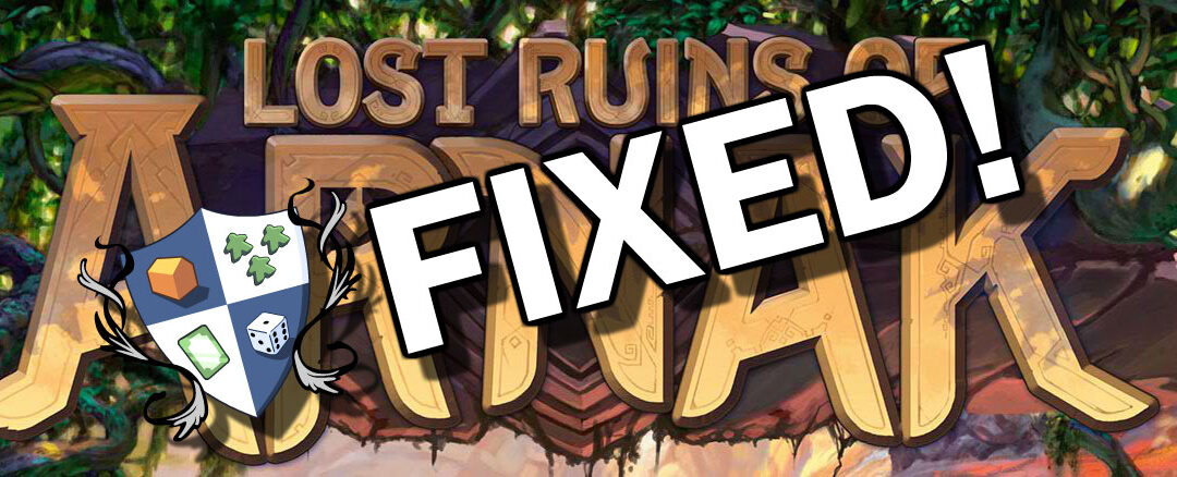 How to Fix Lost Ruins of Arnak