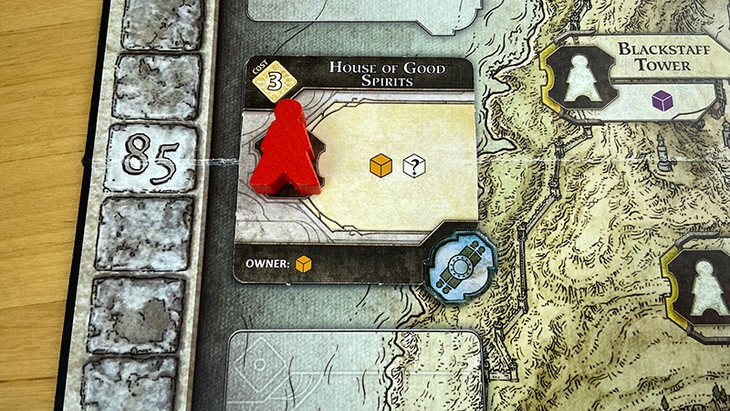 Nights Around a Table - how to fix Lost Ruins of ARnak Lords of Waterdeep a Dungeons & Dragons Game example