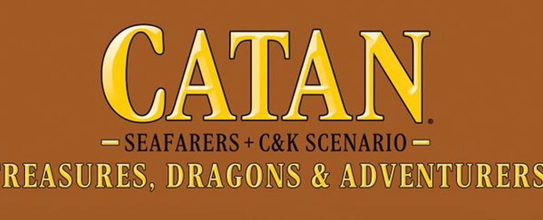 First Look: Catan Treasures, Dragons, and Adventurers