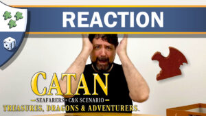Nights Around a Table - Catan: Treasures, Dragons & Adventurers board game video thumbnail