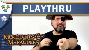 Nights Around a Table - Merchants & Marauders solo playthru livestream video thumbnail