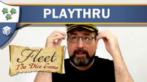 Nights Around a Table - Fleet: the Dice Game live playthru video thumbnail