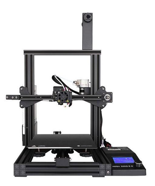 Nights Around a Table - Anycubic MegaZero 2.0 FDM PLA 3D Printer